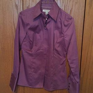 Banana Republic women's dress shirt